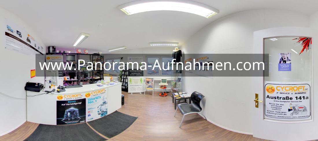Google Street View 360° Panoramaaufnahmen, Google Fotograf für  Gundelsheim