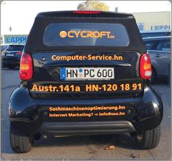 Computer Service Vorort