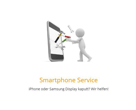 Smartphone, Iphone, Handy Repartur für 91598 Colmberg