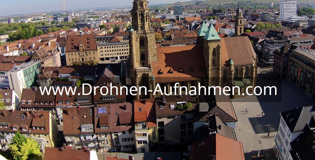 Luftvideos, Luftaufnahmen,  Luftbilder für 71665 Vaihingen an der Enz