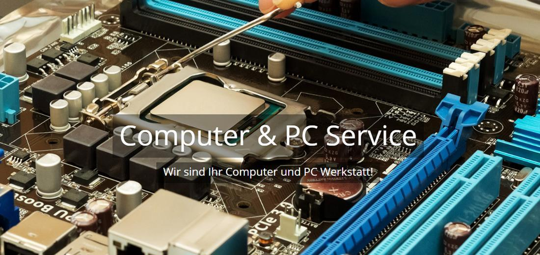 PCs,  Laptops Service