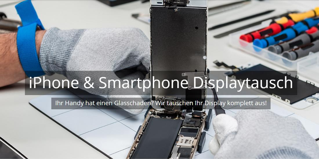 Smartphone, Handy Reparatur in Kapsweyer - CYCROFT.de: Displayschaden Samsung GALAXY S, iPhone 4,5,6,7, Pad