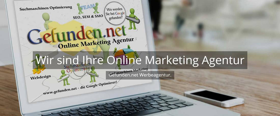 Online Marketing Agentur für  Zell a.Main